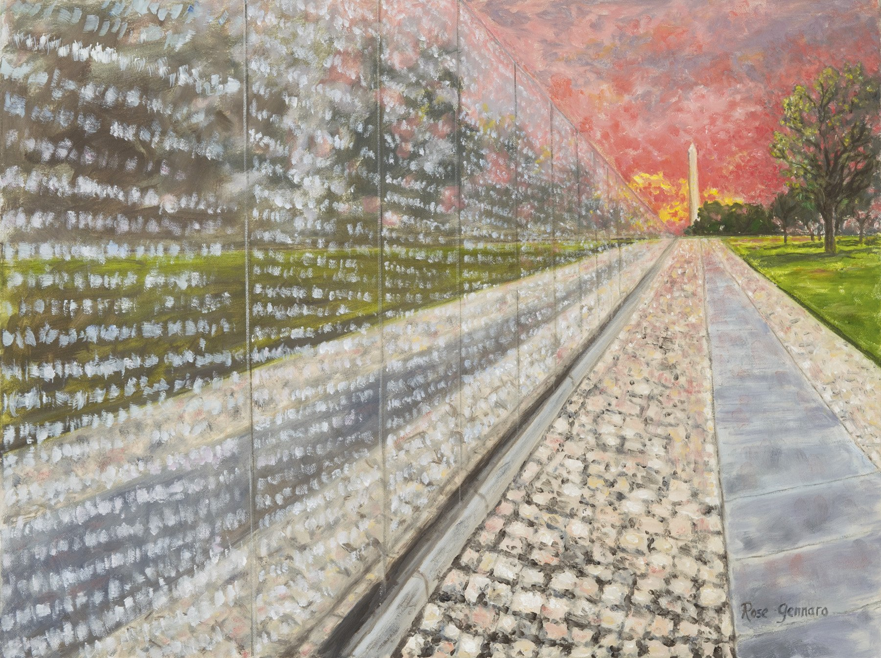 Vietnam Memorial Collection